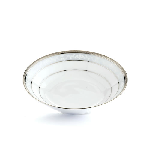 Hampshire Platinum Dessert Bowl