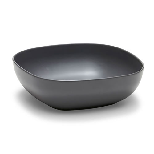 SHADE Salad Bowl in Charcoal