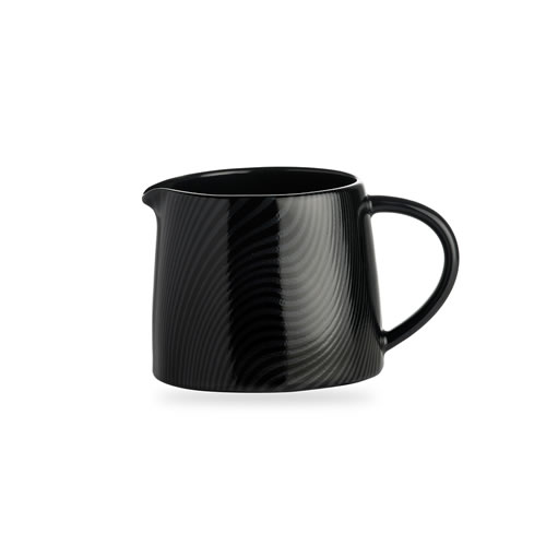 Black on Black Creamer