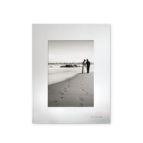 Darling Point Mr and Mrs Frame 13x18cm