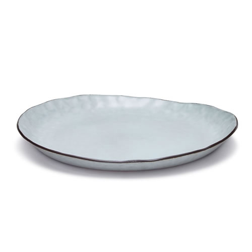 NOMAD Dinner Plate Grey