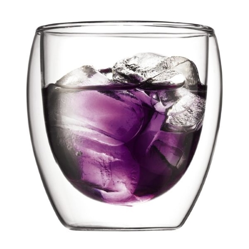 Pavina Double Walled Thermo Glasses 250ml