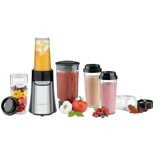 Compact Portable Blending and Chopping System