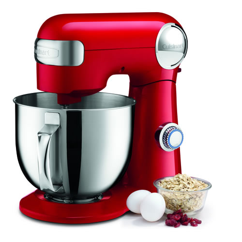 Precision Master Stand Mixer Red