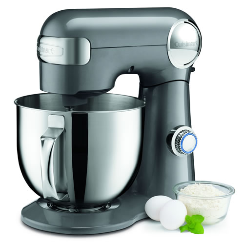Precision Master Stand Mixer Brushed Chrome