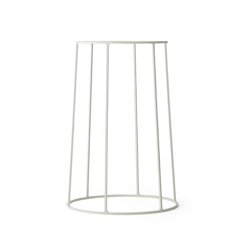 Wire Base 404 White
