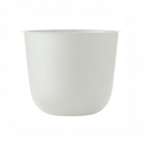 Wire Pot White