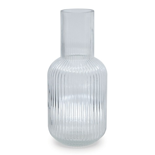 Finesse Ribbed Vase