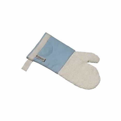 Coastal Blue Oven Mitt