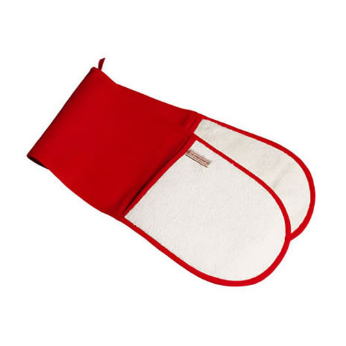 Cerise Double Oven Glove