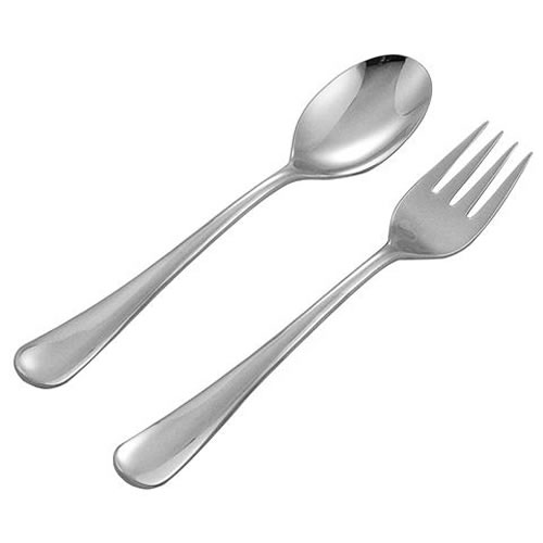 Radford Bright Salad Servers