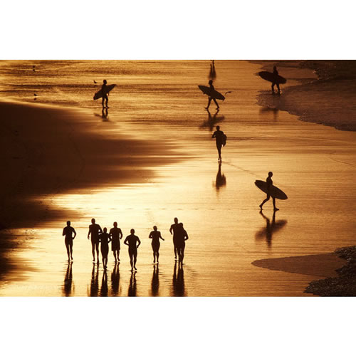 $50 Voucher towards an Aquabumps Beach Scene Print