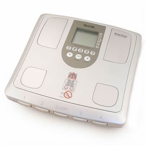 InnerScan BC541 Body Composition Monitor and Scale - Grey