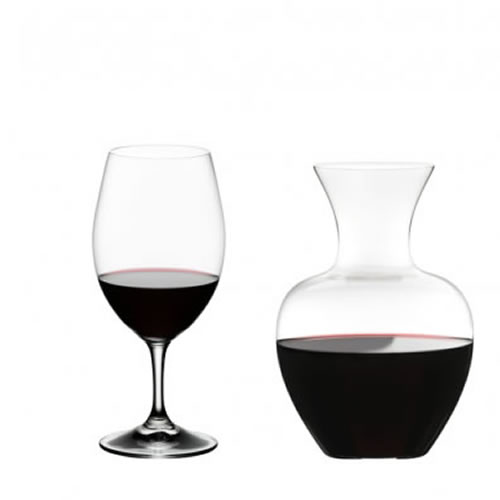 Ouverture Pay 6 and Get a Bonus Decanter