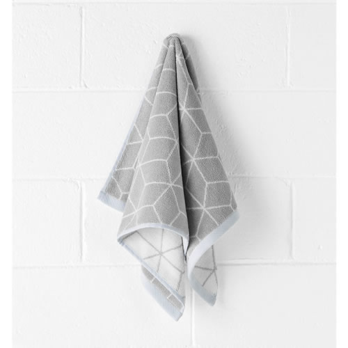 Sine Dove Hand Towel
