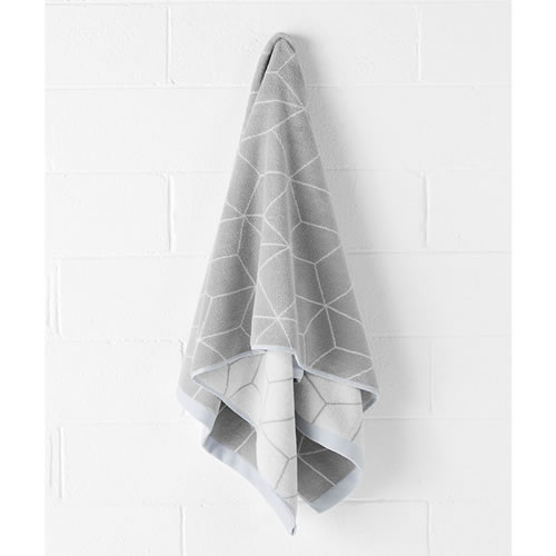 Sine Dove Bath Towel