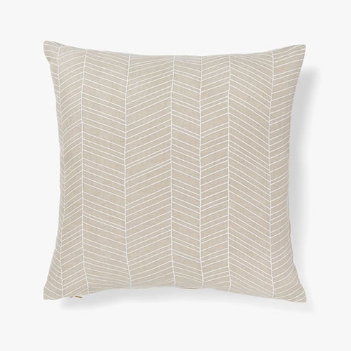 Feather Marshmellow Cushion