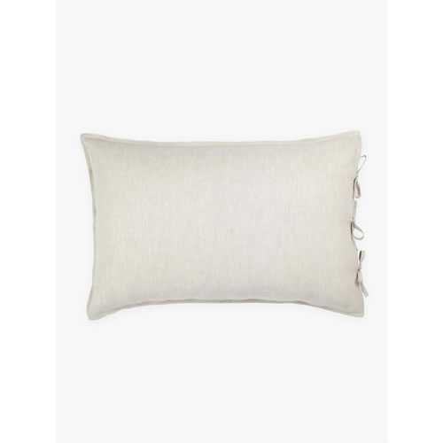 Maison Standard Single Natural Pillowcase