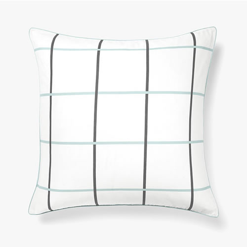 Verve Glacier European Single Pillowcase