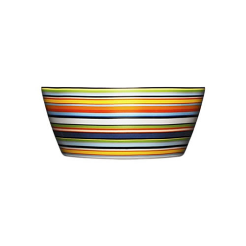 Origo Dessert Bowl 0.25L 12x5cm in Orange