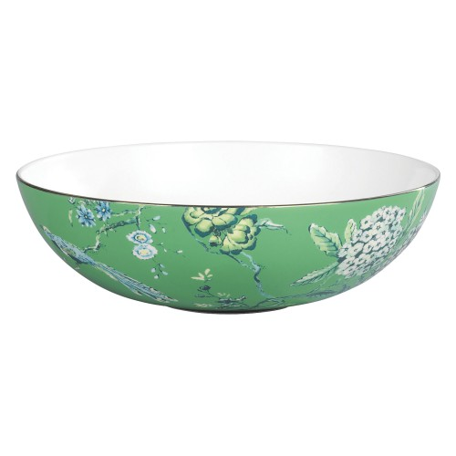 Jasper Conran Chinoiserie Green Open Serving Dish