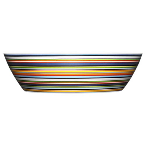 Origo Bowl 2.0L 25x7cm in Orange