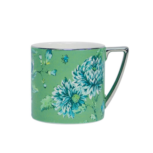 Jasper Conran Chinoiserie Green Mini Mug