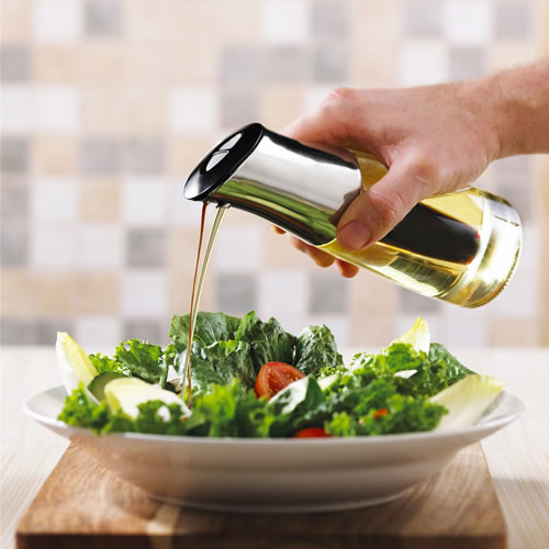 Perfect Mix Oil and Vinegar Bottle