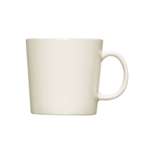 Teema White Mug 300ml