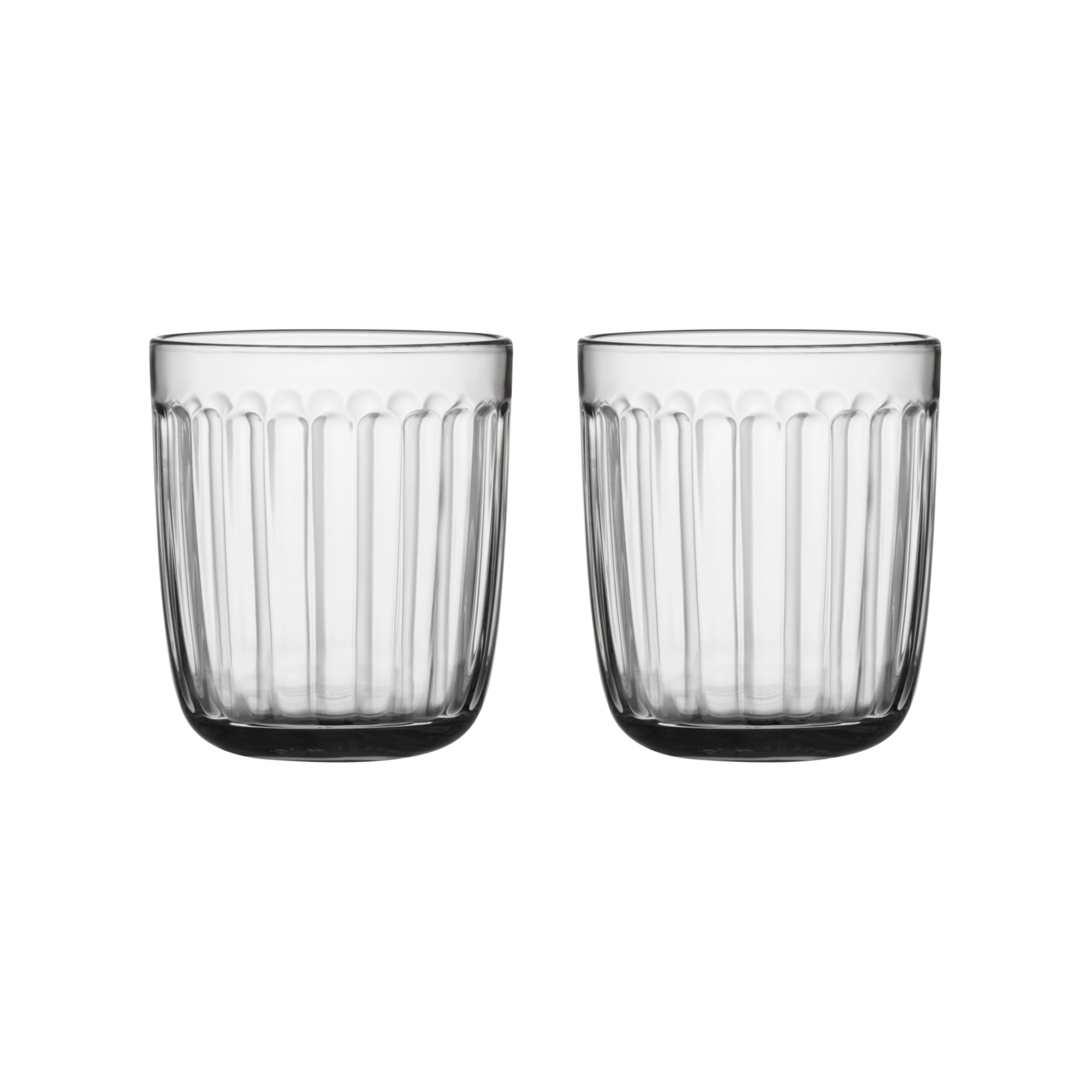 Raami Clear Tumbler Set of Two