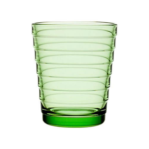 Aino Aalto Small 220ml Tumbler in Apple Green
