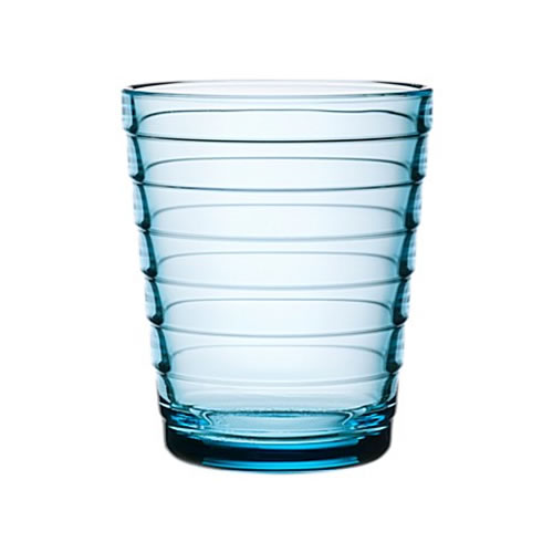 Aino Aalto Small 220ml Tumbler in Light Blue