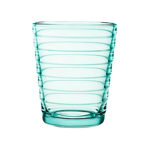 Aino Aalto Small 220ml Tumbler in Water Green
