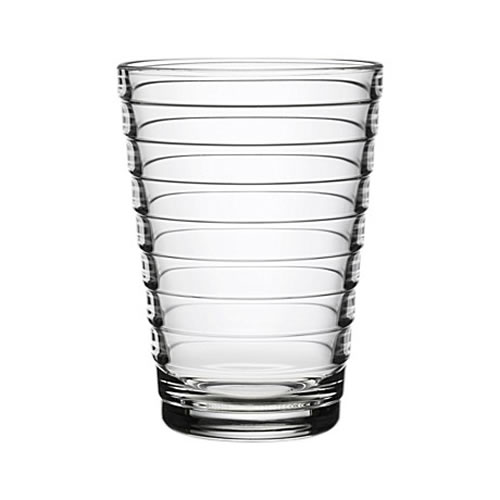 Aino Aalto Large 330ml Tumbler in Clear