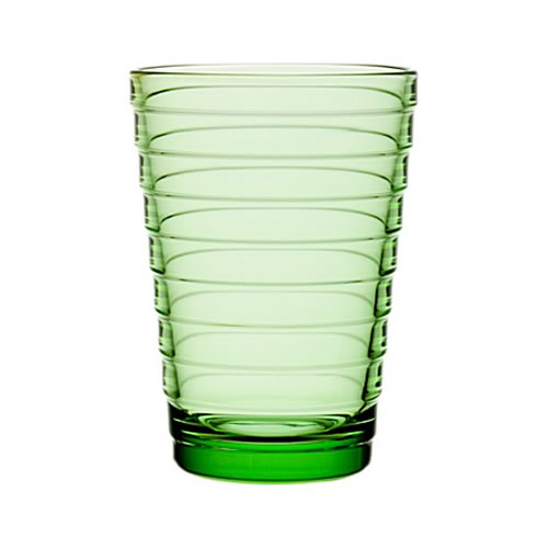 Aino Aalto Large 330ml Tumbler in Apple Green