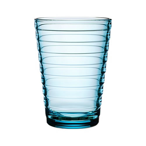 Aino Aalto Large 330ml Tumbler in Light Blue