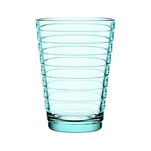 Aino Aalto Large 330ml Tumbler in Water Green
