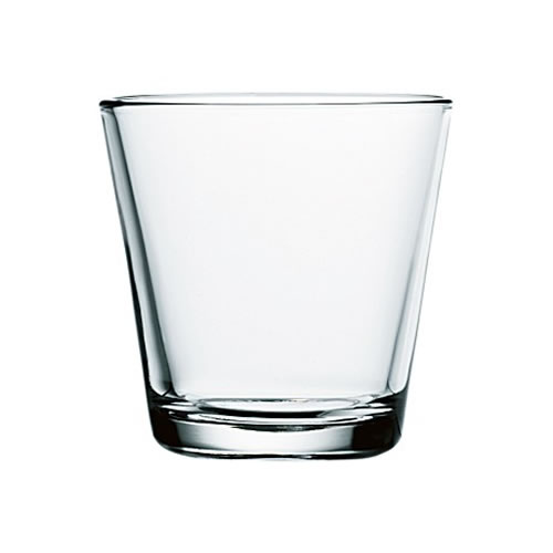 Kartio Small Tumbler in Clear 210ml