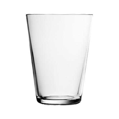 Kartio Large Tumbler in Clear 400ml
