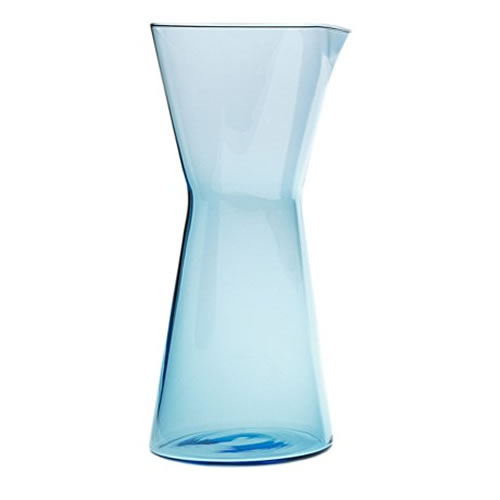 Kartio Carafe in Light Blue 22cm