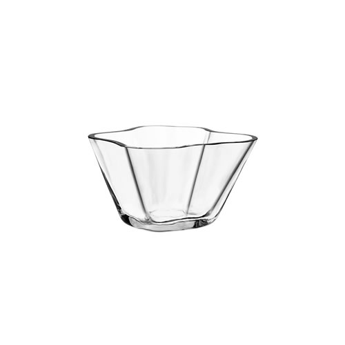 Aalto Bowl 7.5cm Clear