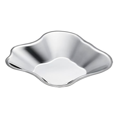 Alvar Aalto Bowl 358mm x 60mm in Stainless Steel