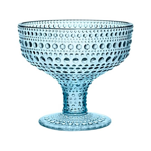 Kastehelmi Bowl 35 cl Light Blue