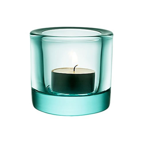 Kivi Votive 6cm Water Green