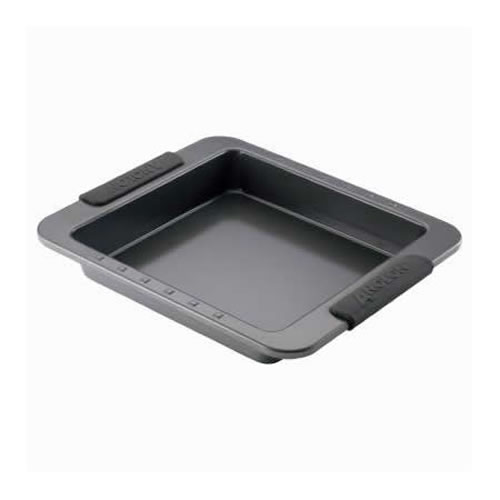 Advanced Square Cake Pan 22cm with SureGrip Handles