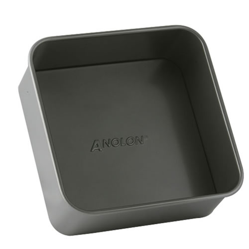 Anolon Suregrip 20cm Loose Base Square Pan
