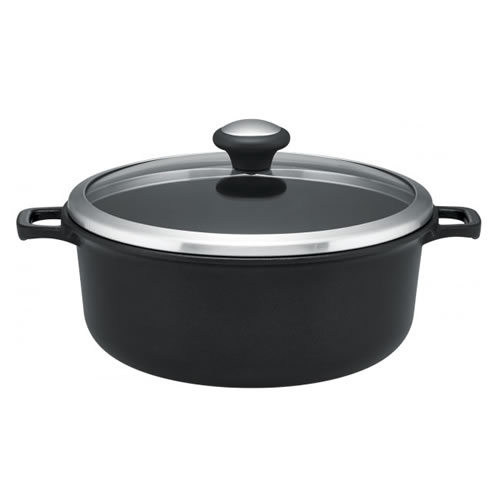 Essteele Per Forza 24cm 4L Covered Casserole
