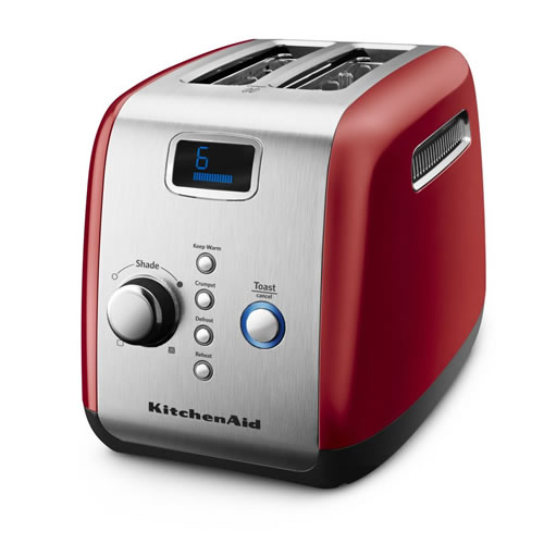 KMT223 2 Slice Toaster in Empire Red