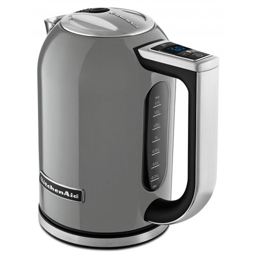 KitchenAid Artisan KEK1722 Electric Kettle in Contour Silver