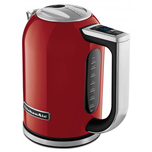 KitchenAid Artisan KEK1722 Electric Kettle in Empire Red